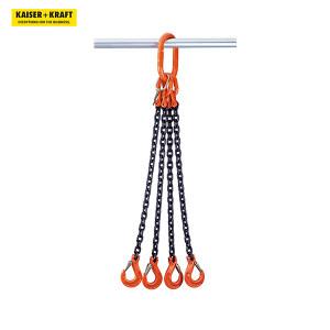 K+K/皇加力 Pfeifer HIT吊链 - 质量标准10级 512412 4根型,吊链厚度10,有效长度1000 1个