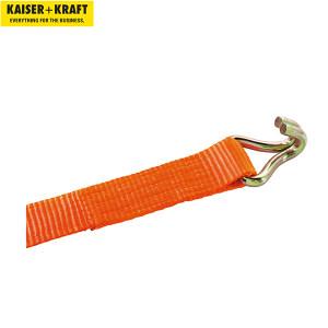 K+K/皇加力 货物捆扎带 968899 双件式–标准棘轮  系紧钩  宽50  长8000  3包以上 1包