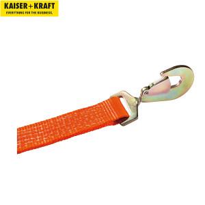 K+K/皇加力 货物捆扎带 968841 双件式–标准棘轮  弹簧钩  宽25  长4000 1包