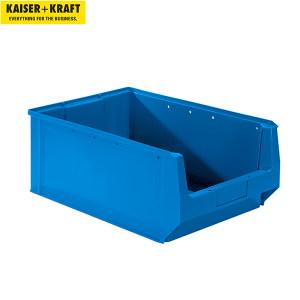K+K/皇加力 前开口零件盒 269786 容量24.65L  蓝色 10个 1包