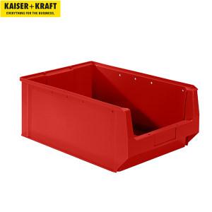 K+K/皇加力 前开口零件盒 269751 容量24.65L  红色 10个 1包
