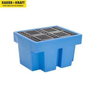 K+K/皇加力 带PE格栅的PE贮存盘 117193 1x200L 圆桶容量225L 1个