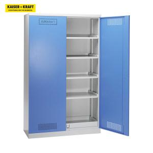 K+K/皇加力 EUROKRAFT环保存储柜 710984 化学品和有毒物质存储柜 高x宽x深1950x1200x500mm 1个