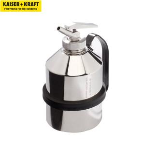 K+K/皇加力 分装和运输罐 984719 带精密剂量喷口 高280mm 2.5升容量 1个