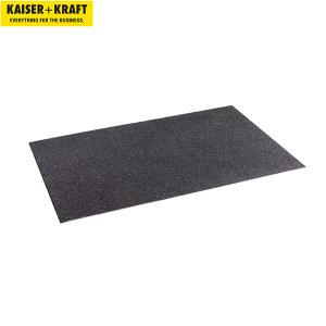 K+K/皇加力 防滑地垫 969503 长x宽1200x800mm 黑色 1个