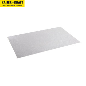 K+K/皇加力 防滑地垫 969504 长x宽1200x800mm 灰色 1个