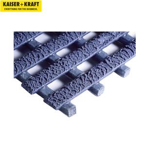 K+K/皇加力 工业用栅格地垫 高度防滑 916128 宽1000mm 1米