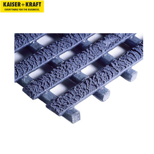 K+K/皇加力 工业用栅格地垫 高度防滑 502653 10m 宽800mm 1个
