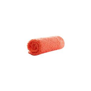 KING SHORE/金号 纯棉提缎毛巾 GA1003 34×70cm 橙色 100%纯棉(缎档及装饰部分除外) 86g 1条