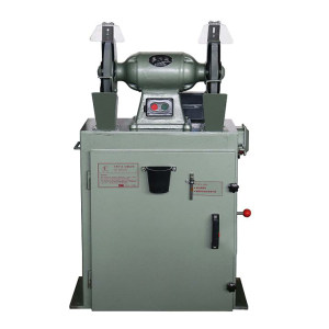SEWO/西湖 除尘式砂轮机(带滤板型) MC3020B 200*20*32mm 380V 50HZ 含4片棕刚玉砂轮 1个扳手 1台