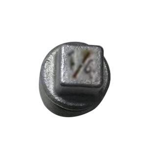 HGPV/鸿冠 堵头 DN8 304不锈钢 1个