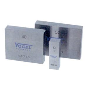VOGEL/沃戈尔 单支钢制量块(0级) 35 0201002 0级 / 1.002mm 不代为第三方检测 1个