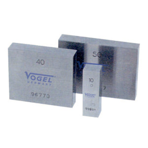 VOGEL/沃戈尔 单支钢制量块(0级) 35 0201007 0级 / 1.007mm 不代为第三方检测 1个