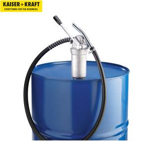 K+K/皇加力 手动活塞泵 598895 适用于油和柴油泵流量0.25升/冲程 1个