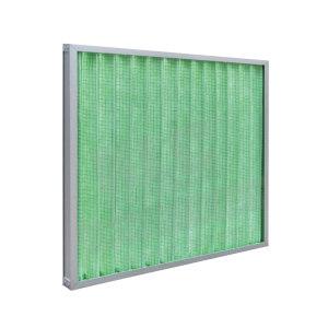 KLC 空调初效过滤器 G4 490*490*46MM 纸框折叠式 1件