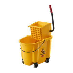 TRUST/特耐适 榨水车(清洁桶和榨水器组合) 5226 黄色 51.5×40.6×92.7cm 1个