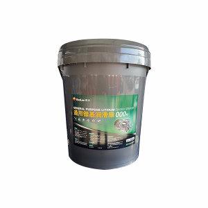 KUNLUN/昆仑 润滑脂 通用锂基脂-000 15kg 1桶