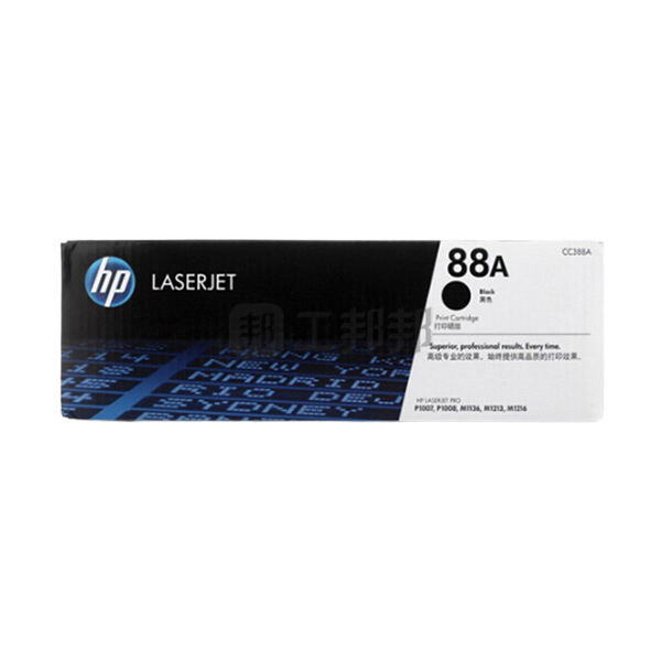 HP/惠普 88A 硒鼓 CC388A 黑色 1件