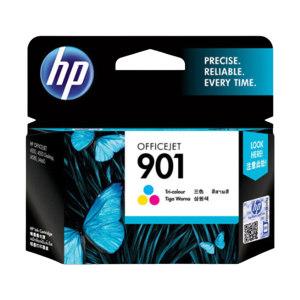 HP/惠普 墨盒 CC656AA 901 彩色 1件