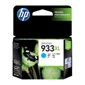 HP/惠普 墨盒 CN054AA 933XL 青色 1件