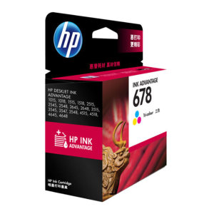 HP/惠普 墨盒 CZ108AA 678 彩色 1件