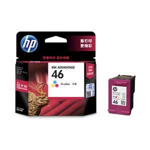 HP/惠普 墨盒 CZ638AA 46 彩色 1件