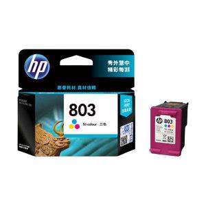 HP/惠普 墨盒 F6V20AA 803 803 彩色 1件