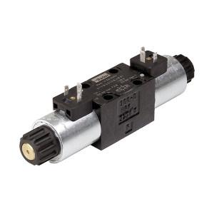PARKER/派克 电磁阀 D1VW026BNJW 1个