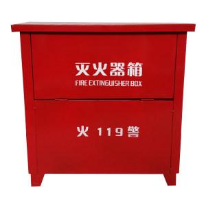 GC/国产 灭火器箱 14# 3具2、3kg干粉 1个