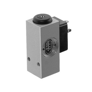 FESTO/费斯托 PEV系列压力开关 PEV-1/4-SC-OD 压力范围1~12bar 接口G1/4  DIN插座式 1件