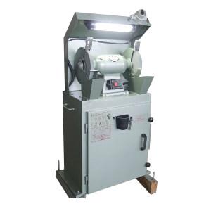 SEWO/西湖 防尘式砂轮机(带背后灯罩) MC3025带背后灯罩 250x25x32mm 380V 1.5KW 带吸尘功能 1台