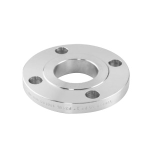 HGPV/鸿冠 HG化工部标准板式平焊法兰 DN40×PN10 304不锈钢 密封面RF 1片