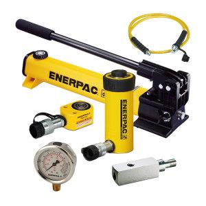 ENERPAC/恩派克 千斤顶套装,含5个油缸及1个动力装置 10T 1套