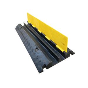 JSD/警士盾 二槽线缆保护带 VSG-A04 1000*450*70mm线槽尺寸:55*50mm 1个