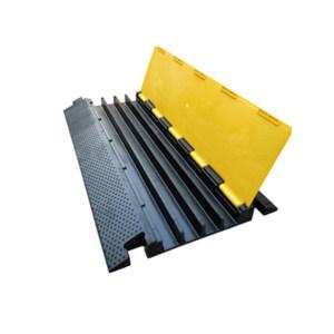 JSD/警士盾 四槽线缆保护带 VSG-A07 900*490*60mm线槽尺寸:45*40mm 1个