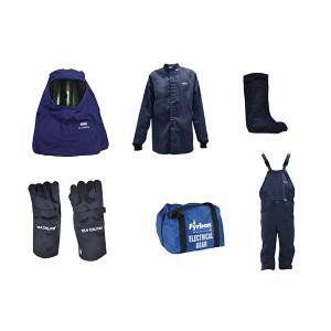 LAKELAND/雷克兰 26cal系列防电弧套装 AR26 2XL 藏青色 1套