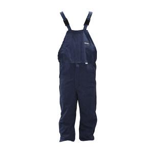 LAKELAND/雷克兰 48cal系列防电弧背带裤 AR48-BO XL 藏青色 1件