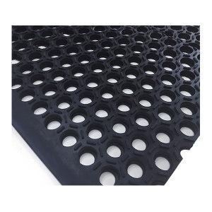 RISMAT/丽施美 Hexguard特耐耐重油橡胶防滑垫 XJHG-090150 黑色 0.90m*1.50m 1块