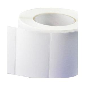 AVERYDENNISON/艾利丹尼森 热敏纸标签 FR80-40-1400-25 白色 80*40mm*1400张 1卷