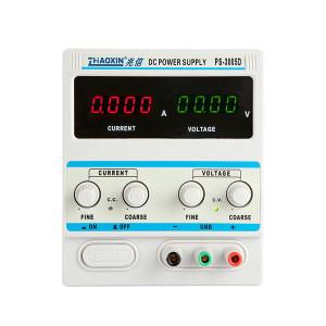 ZHAOXIN/兆信 四位显示直流稳压电源 PS-3005D 1个