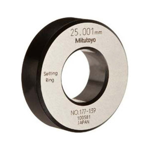 MITUTOYO/三丰 钢制内径校正环规 177-302 Φ175mm 不代为第三方检测 1个