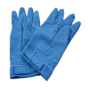 SRO/圣欧 9.1Cal标准款防电弧手套 GVE01-ARC09 均码 蓝色 1副
