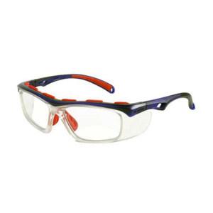 WORKSAFE 安全近视防护眼镜 Steed 防刮擦 含平光镜片 1副