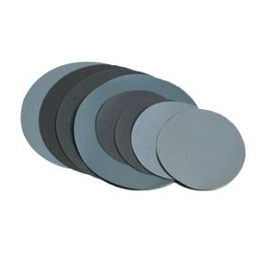 FAMOUS/费默司 金相专用圆形砂纸(黑色碳化硅) 压敏胶Φ250-600# 1张