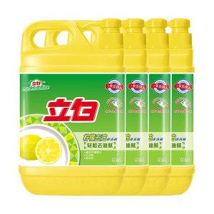 LIBY/立白 柠檬去油洗洁精 6920174736779 1.5kg 1桶