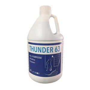 COLUMBUS/奥林匹斯 碱性清洁剂 thunder63系列 4L 1桶