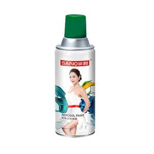 SANO/三和 环保水性喷漆 J8A37-60-230 37葱绿色 350mL 1罐