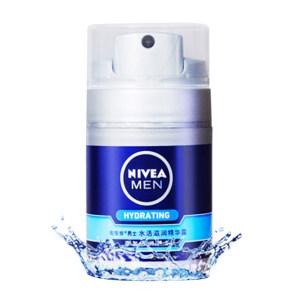 NIVEA/妮维雅 男士水活滋润精华露 60029286 50g 1罐