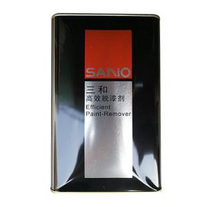SANO/三和 脱漆剂 H121-4 4L(3.5kg) 1瓶