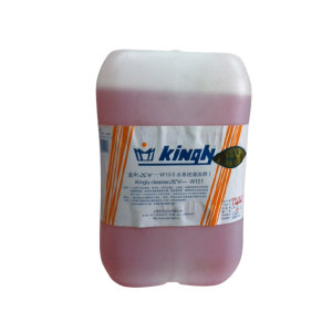 JUSHI/巨石 水系统清洗剂 KC-W101 25kg 1桶